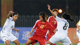 Vietnam women's football squad new golden generation