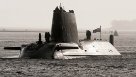 Officer killed in shooting on British nuclear submarine