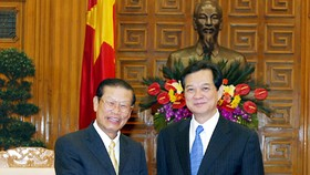 Vietnam and Laos boast great potential for cooperation