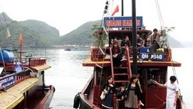 Ha Long-Fangchenggang sea route reopens