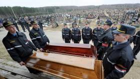 UN calls Minsk bomb 'apparent' terrorist attack