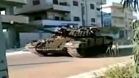 Tanks storm Syrian flashpoint, 25 dead: activists