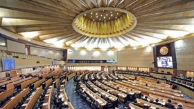 Thai PM says to submit dissolution decree Friday