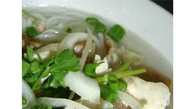 Vermicelli and fish – a delicious specialty of Kien Giang