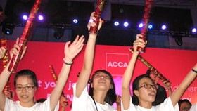 ACCA shows the accountancy way with scholarships