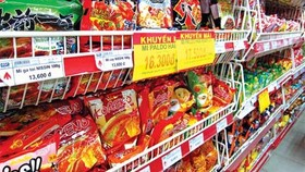 Toxic instant noodle brands in market