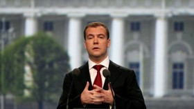 Russia to reform 'regardless of leader': Medvedev