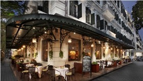 Travel + Leisure: Metropole Hanoi among Asia's top 3 city hotels