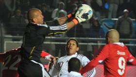 Giantkillers Venezuela leave Chile in Copa cold
