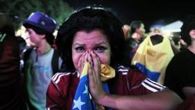 Venezuelans out for bronze consolation