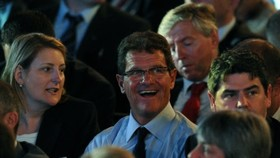 Football: Capello rues Gerrard injury