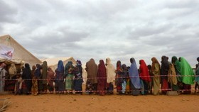 Malnutrition ravaging Somali refugees in Ethiopia