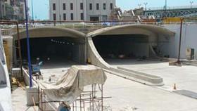 Thu Thiem Underwater Tunnel set to open November