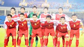 Vietnam Olympic football squad plans for first ever gold in Indonesia