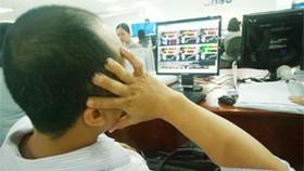 Stock traders struggle to retreat from bearish market