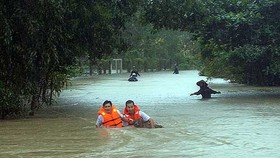 Rains cause havoc in Phu Quoc Island