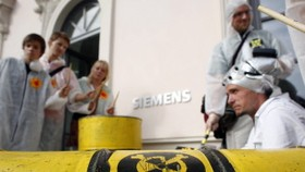 German giant Siemens renounces nuclear activity: CEO