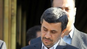 Iran security chief holds nuclear talks in Russia
