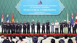 Lawmakers boost regional ties