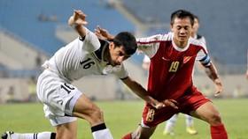 SEA Games warm-up: Vietnam draw with Uzbekistan