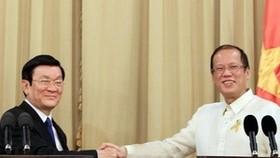 Vietnam, Philippines issue joint communique