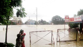 Five dead, one missing in flash floods in central region