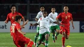 Host Indonesia beats Vietnam football team in SEA Games