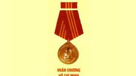 Ho Chi Minh Order awarded to Vietnam Red Cross