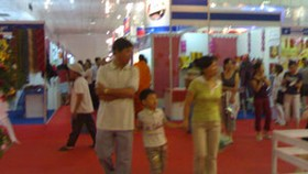 Cho Lon Exhibition Fair 2011 opens in HCMC