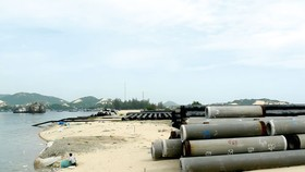 Work on Van Phong Transshipment Port delays long