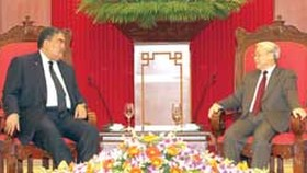 VN to boost Dominican party relations