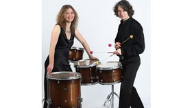 French piano-drum duo to perform in Hanoi