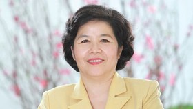 Vietnamese woman on Forbes 500 list