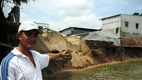 No casualties in severe landslide in An Giang Province