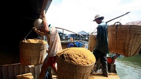 Surge in rice husk prices, a problem for brick producers