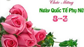 Vietnam Fatherland Front sends congratulations on Women's Day