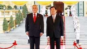 Vietnam, Chile pledge closer ties