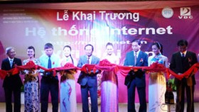 Free Wi-Fi Internet service covers Hoi An town