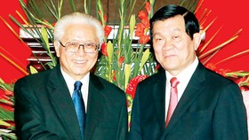 Singapore to be Vietnam's top investor and trade partner: President Yam