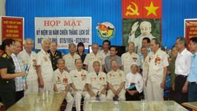War veterans meet to celebrate victory of Dien Bien Phu