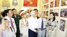 Nation celebrates 122nd birth anniversary of President Ho Chi Minh