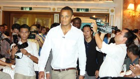 Captain of Manchester City visits Vietnam