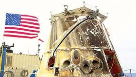 SpaceX Dragon trở về Trái đất an toàn