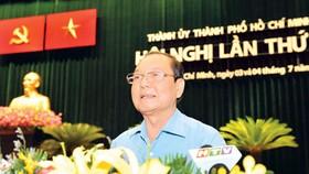 HCMC Party Committee to focus on socio-economic development