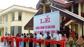 Commemorative House of Lao students opens in Bac Giang Province