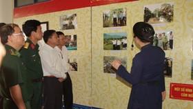 Exhibition on Vietnam's Sea and Islands in Lang Son Province