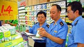 Trung Quốc thu hồi sữa chứa chất gây ung thư