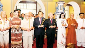 HCMC celebrates 124th birth anniversary of late President Ton Duc Thang