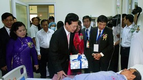 PM inaugurates new facility of cancer hospital