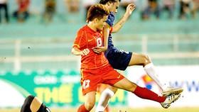 VN beats Singapore in women's football